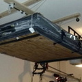 garage ceiling hoist